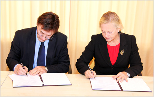 Statistics Lithuania will cooperate with Vytautas Magnus University