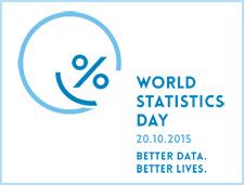 Minėjome Pasaulinę statistikos dieną