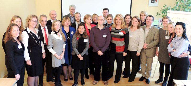 Airijos, Lietuvos ir Graikijos pirmininkavimo mokymai Vilniuje