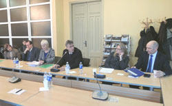 Meeting of the Lithuanian Statistical Society